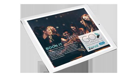 GO Tech - BOOK IT for HubSpot